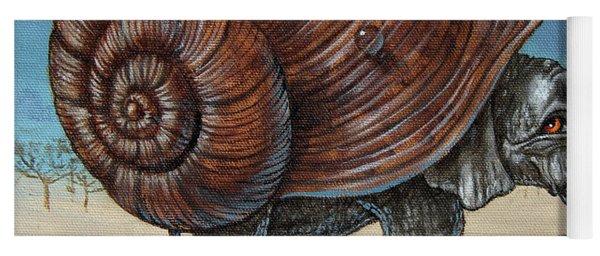 Snailephant Yoga Mat