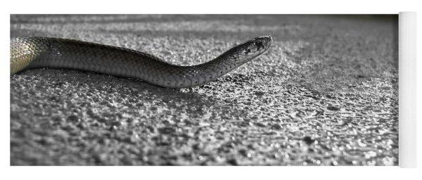 Snake In The Sun Yoga Mat