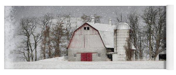 Snow Barn Yoga Mat
