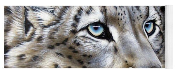 Snow-leopard's Dream Yoga Mat