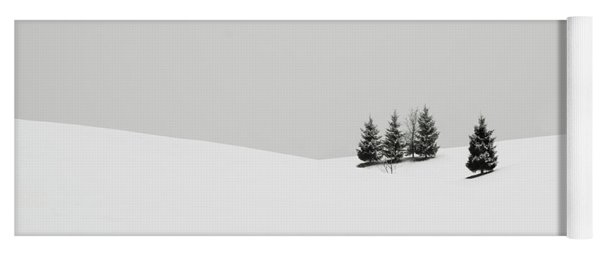 Snowscapes   Almost There Yoga Mat