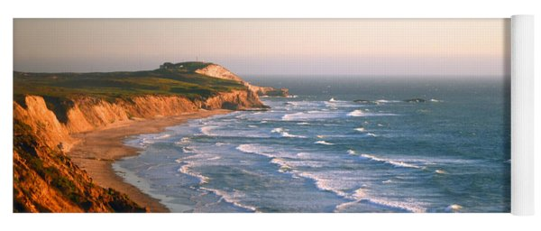 Socal Sunset Ocean Front Yoga Mat