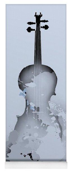 Soft Violin Yoga Mat