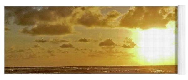 Solar Moment Yoga Mat