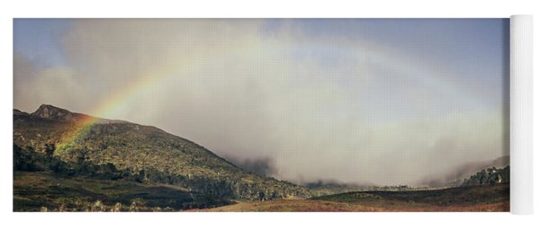 Somewhere Over The Rainbow Yoga Mat