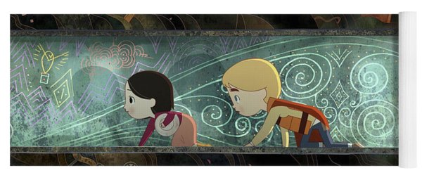 Song Of The Sea Yoga Mat