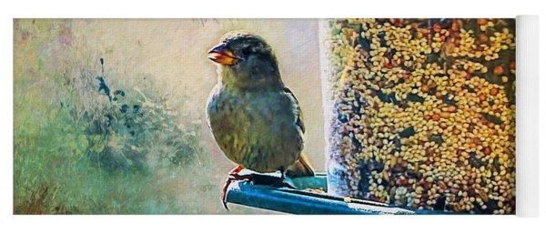 Songbird Yoga Mat