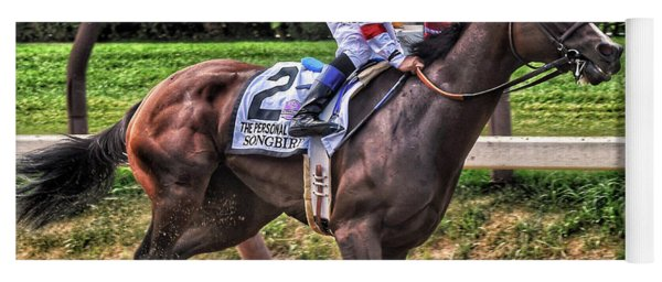 Songbird With Mike Smith Saratoga August 2017 Yoga Mat