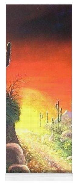 Sonora Sunrise Yoga Mat