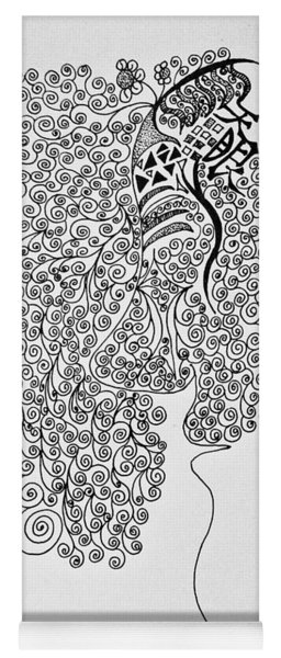 Soundless Whisper Yoga Mat