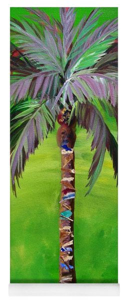 South Beach Palm IIi Yoga Mat