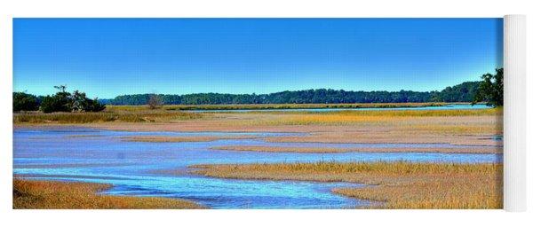 South Carolina Lowcountry H D R Yoga Mat