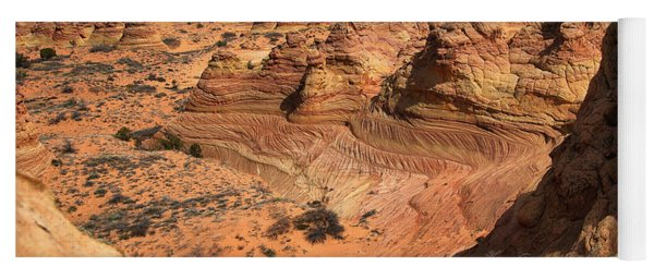 South Coyote Buttes Yoga Mat