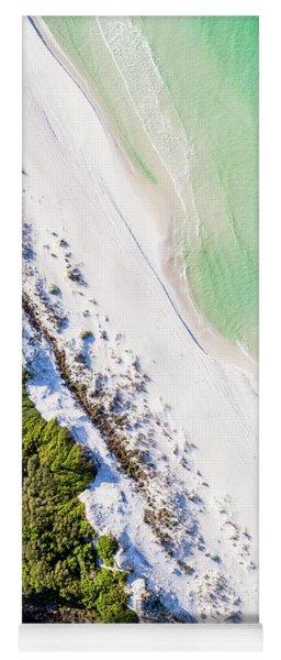 South Walton Dune Barrier Aerial Yoga Mat