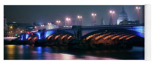 Southwark Bridge Yoga Mat
