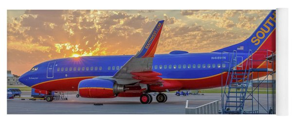 Southwest Airlines - The Winning Spirit Yoga Mat