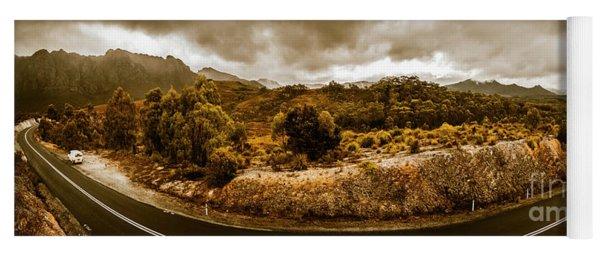 Southwest National Park Tasmania Yoga Mat