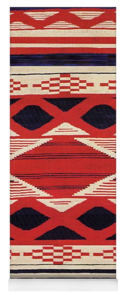 Southwest Tribal Design Yoga Mat