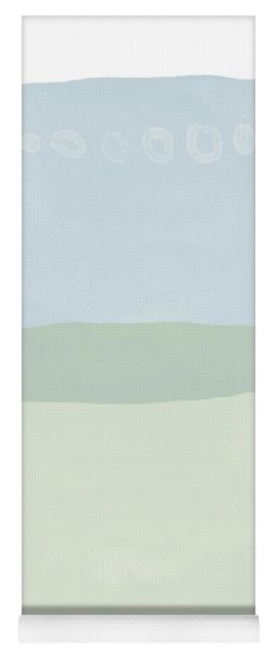 Spa 1- Art By Linda Woods Yoga Mat