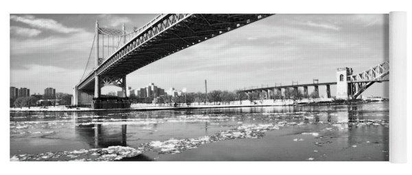 Spanning Bridges Yoga Mat