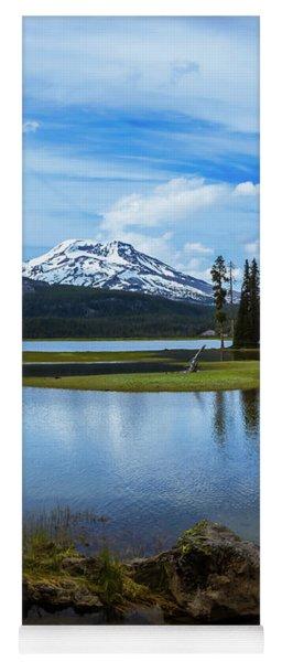 Sparks Lake, Oregon Yoga Mat