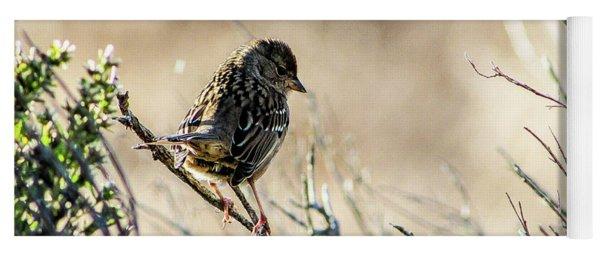Snarky Sparrow Yoga Mat