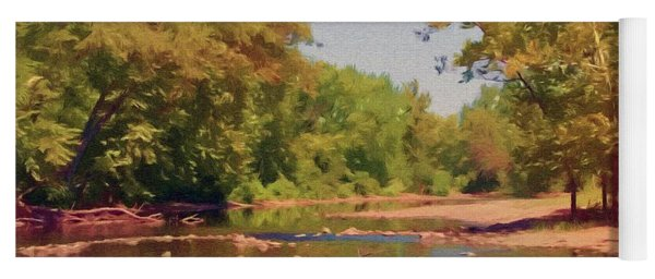 Spavinaw Creek Yoga Mat