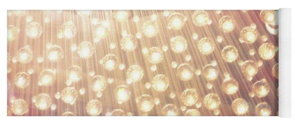 Spheres Of Light Yoga Mat