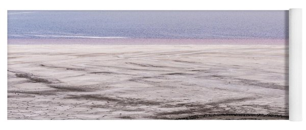 Spiral Jetty - Great Salt Lake - Utah Yoga Mat