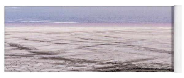 Spiral Jetty - Great Salt Lake - Utah Yoga Mat
