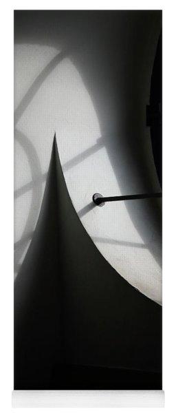 Spiral Window Yoga Mat