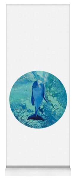 Spirit Of The Ocean Yoga Mat