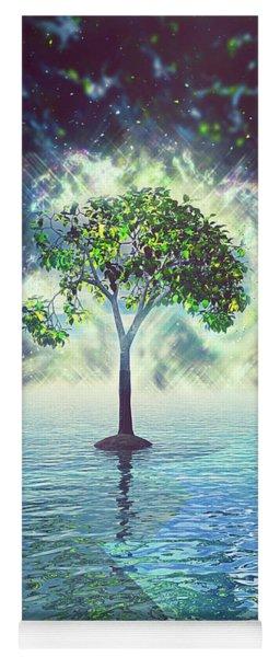 Spirit Tree Yoga Mat