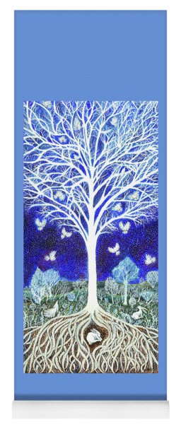 Spirit Tree Yoga Mat