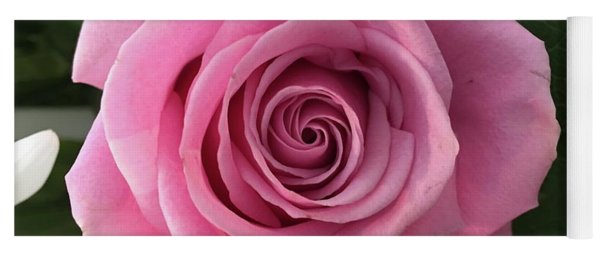 Splendid Rose Yoga Mat