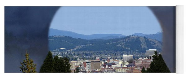 Spokane Near Perfect Nature Yoga Mat