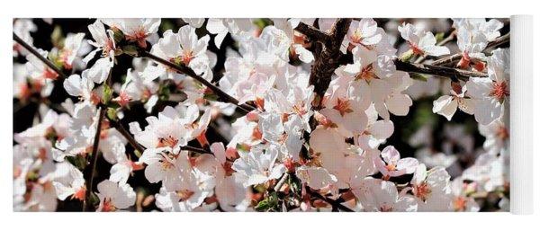 Spring Beauties Yoga Mat