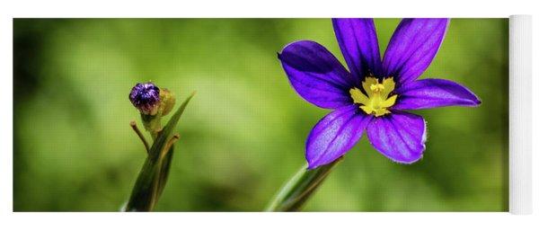 Spring Blooms Yoga Mat