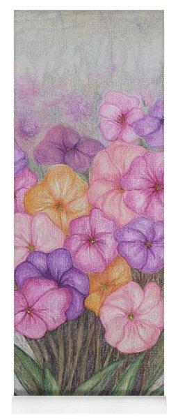 Spring Bouquet  Yoga Mat