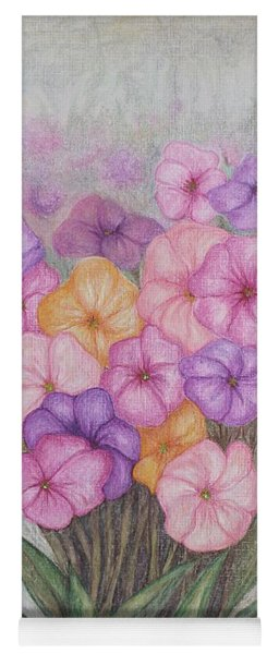 Spring Bouquet  Yoga Mat