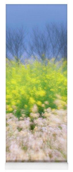Spring Breeze Yoga Mat