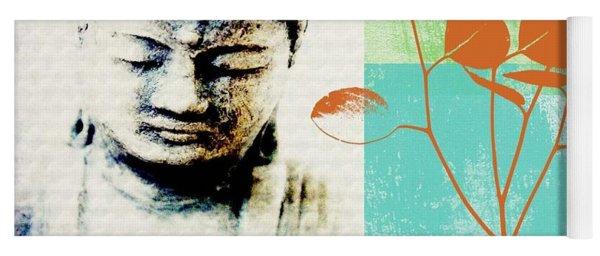 Spring Buddha Yoga Mat