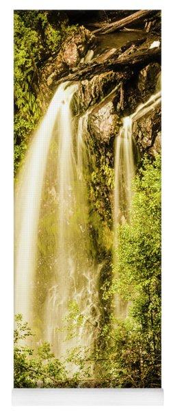 Spring Falls Yoga Mat