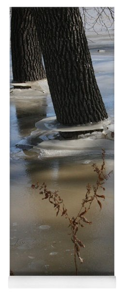 Spring Flood Yoga Mat