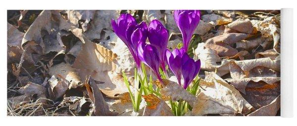 Spring Gathering Yoga Mat