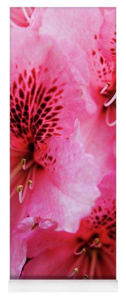 Springtime Azalea Yoga Mat