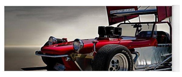 Sprint Car Yoga Mat