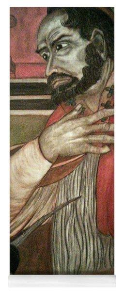 St. Augustine Yoga Mat