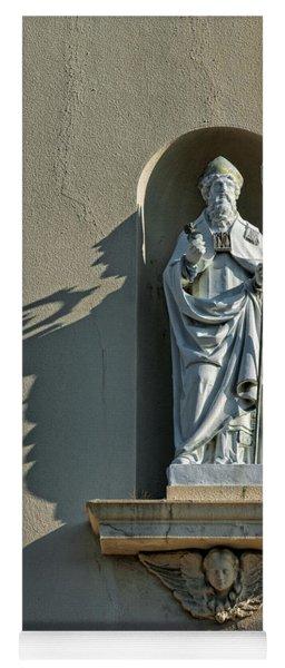 St. Augustine Of Hippo Yoga Mat