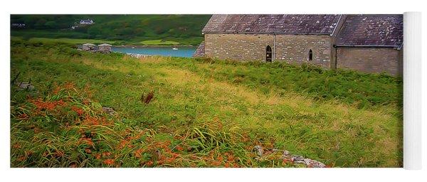 St. Brendan The Navigator Church Of Ireland In Crookhaven Yoga Mat